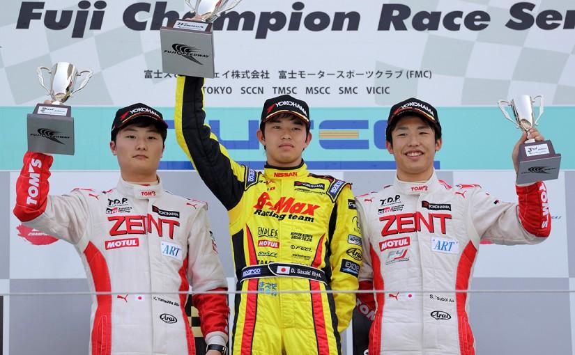 国内レース他   TOYOTA GAZOO Racing News 全日本F3選手権 第2大会富士