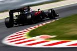 2016年F1インシーズンテスト(バルセロナ)1日目 ジェンソン・バトン(マクラーレン・ホンダ)