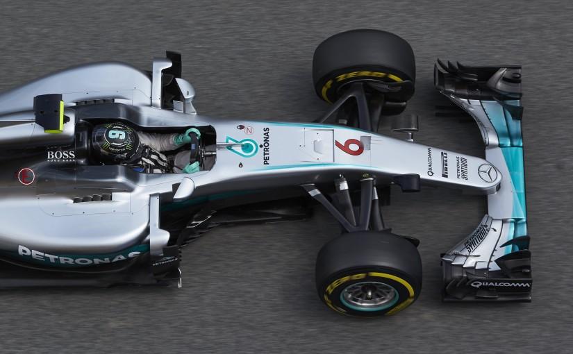F1 | メカUPDATE:メルセデスがバルセロナに持ち込んだ大量の新パーツまとめ