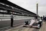 海外レース他   第100回インディ500、ファストフライデーは232mph台を記録したパワーがトップ