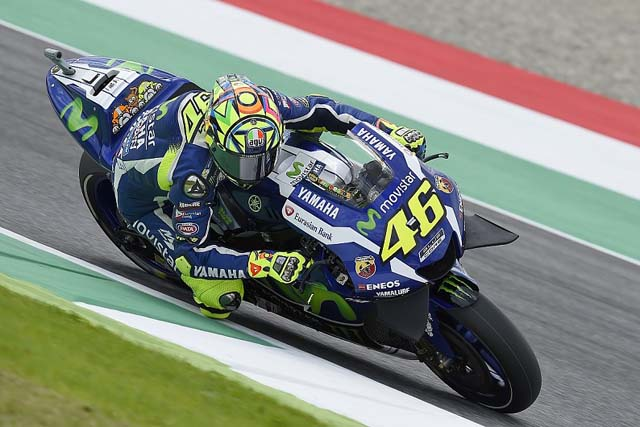 MotoGP | MotoGP第6戦イタリアGP予選:ロッシが逆転でポールポジション獲得