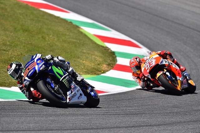 MotoGP | MotoGP第6戦イタリアGP決勝:ファイナルラップでまさかの展開。0.019秒差でロレンソが優勝