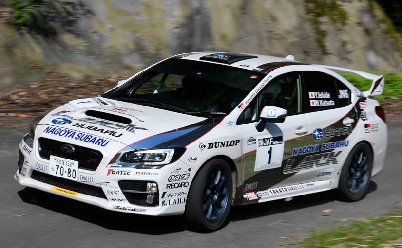 ラリー/WRC | JRC第3戦:勝田が開幕3連勝飾る。新井はまさかの初日リタイア
