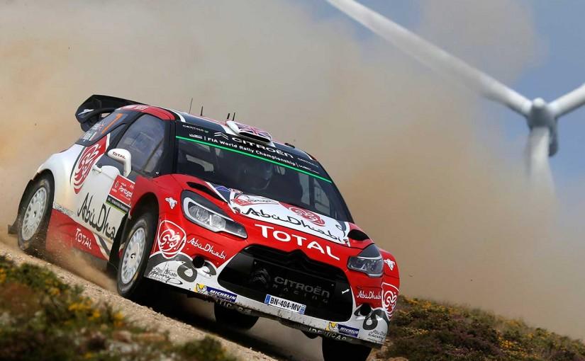 ラリー/WRC | 【動画】WRC第5戦ポルトガル ダイジェスト