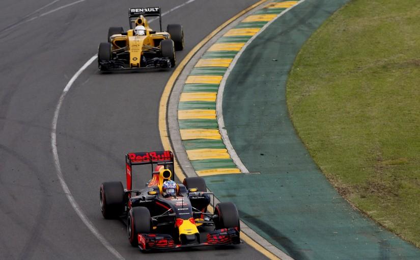 F1 | ルノーの新パワーユニット搭載のふたり、最短モナコでも0.2秒のゲイン