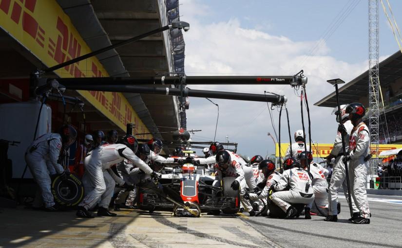 F1 | 小松礼雄コラム:スペインGPでグティエレスが入賞を逃した2つの原因