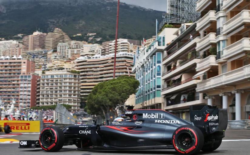 F1   【タイム結果】F1第6戦モナコGP フリー走行1回目