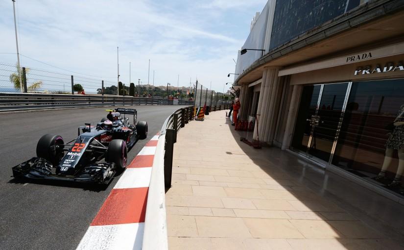 F1 | ホンダ「期待していた位置でなく少し残念」/モナコ木曜