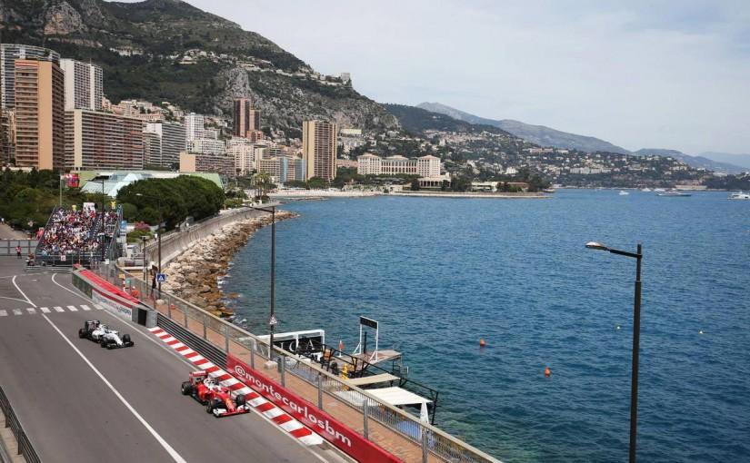 F1   【タイム結果】F1第6戦モナコGP フリー走行2回目