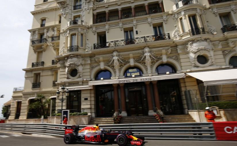 F1 | リカルド「ルノー新PUの助けも借りてメルセデスに大差をつけた」:RBR モナコ木曜