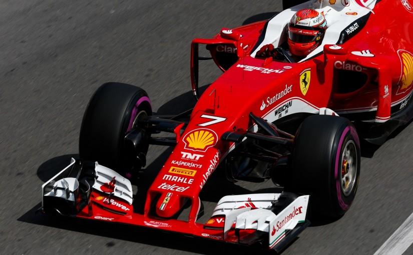 F1 | ライコネン「ウルトラソフトをもっとうまく使いこなさなければ」:フェラーリ モナコ木曜