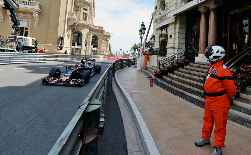 F1 | サインツ「フェラーリやマクラーレンより速くて驚いた」:トロロッソ モナコ木曜
