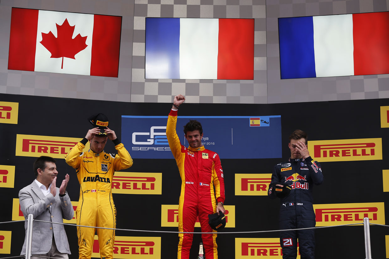 GP2第2戦モナコ