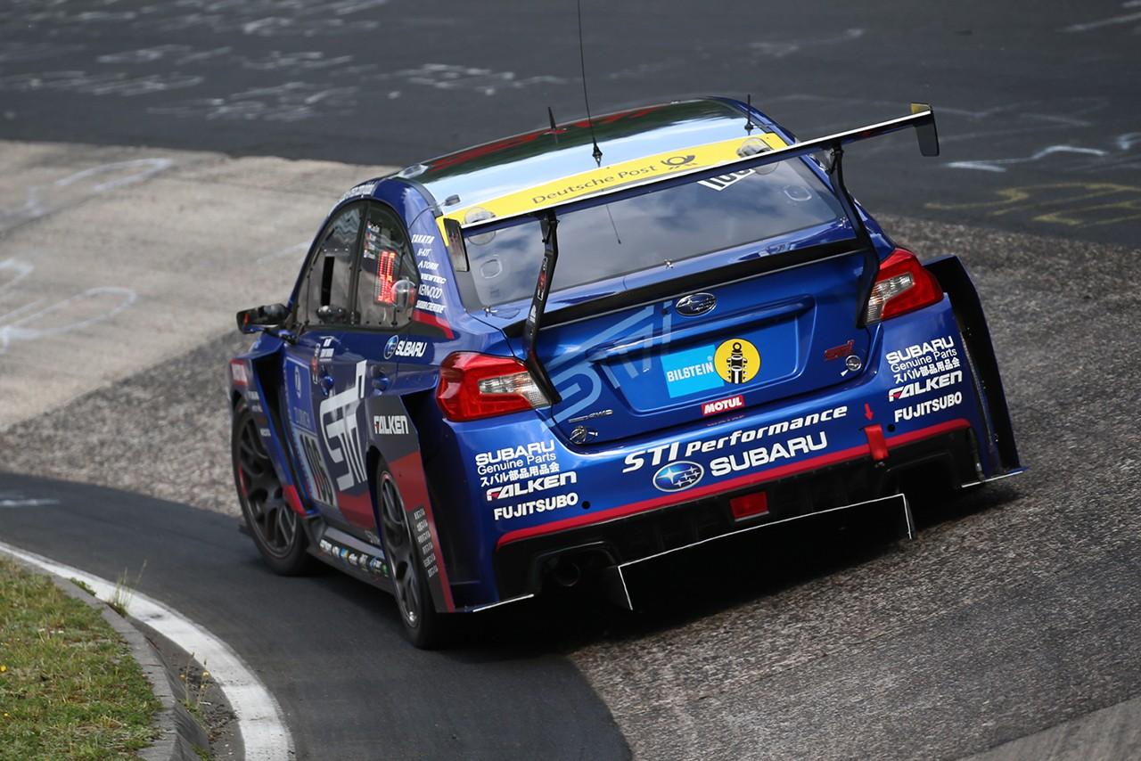ニュル24時間予選:ブラックファルコンのメルセデスAMG GT 9号車がPP