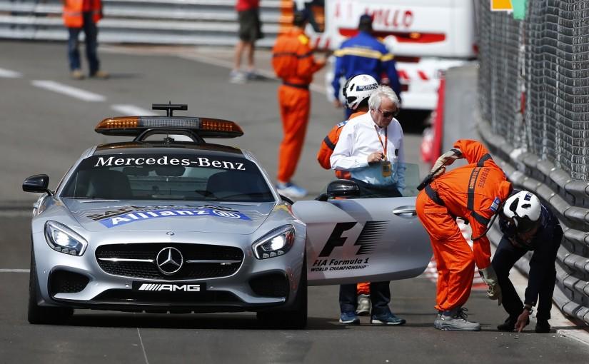 F1 | 排水溝のふた直撃、バトンの事故原因が判明。再発防止策なされる