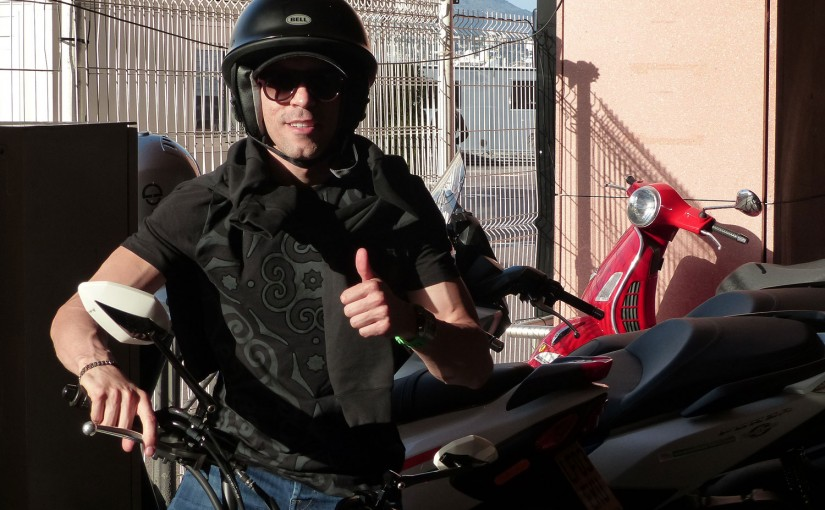 F1 | GP topic:話題のマルドナドがモナコに登場「絶対にF1に復帰する」