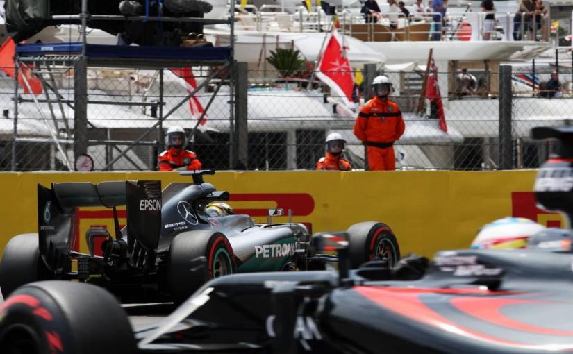 F1   ハミルトン、もっとソフトなタイヤを要求「1ストップのモナコは列車みたいだ」