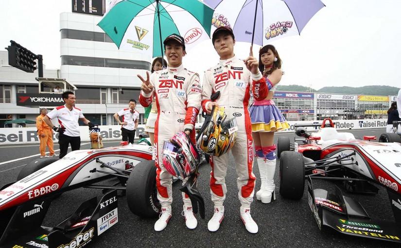 国内レース他 | 全日本F3第5戦岡山:スタートを制した山下が優勝。トムスがワン・ツー飾る