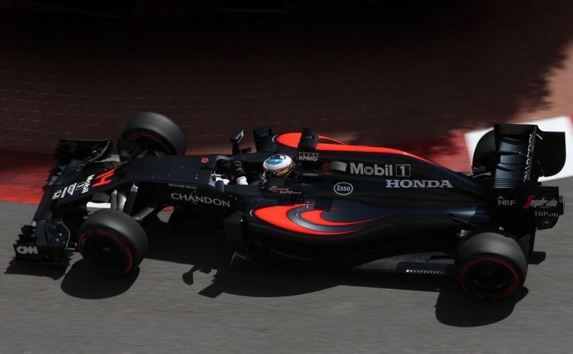 F1 | アロンソ「まさか10位どまりで苦しむとは…。雨でも雪でも何か助けが必要」:マクラーレン・ホンダ モナコ土曜