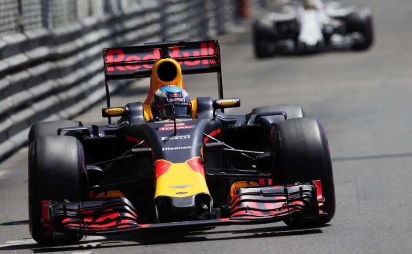 F1 | 予選Q3速報:リカルド、モナコでキャリア初のポールポジションを獲得!