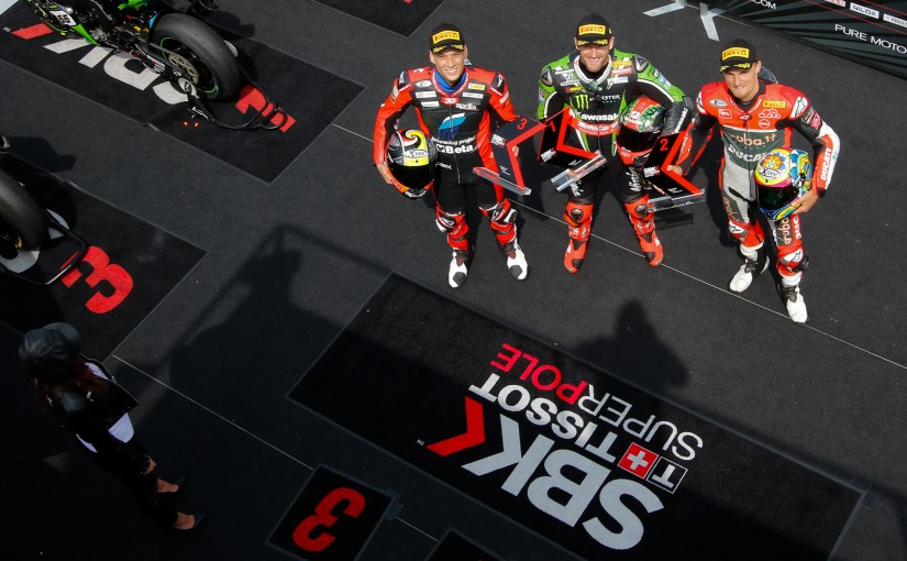 MotoGP   SBK第7戦ドニントン2日目予選、トム・サイクスがポールポジション