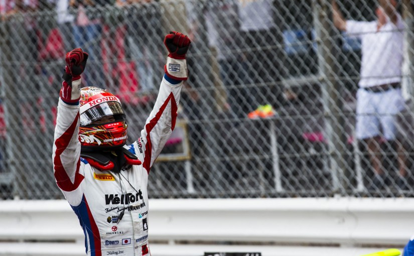 海外レース他 | 【順位結果】伝統のモナコで松下信治が優勝!! GP2第2戦決勝レース2