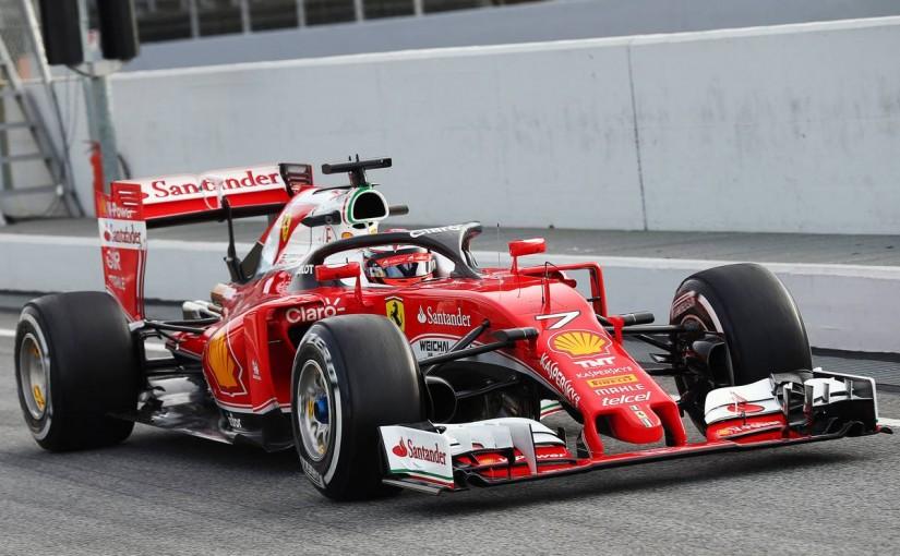 F1   2017年コクピット保護システムは「ハロ」を採用。レッドブル型も開発を継続