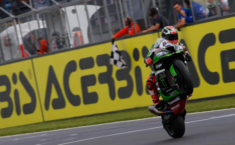 MotoGP   SBK第7戦ドニントン決勝第1レース、トム・サイクスがホームレースで今シーズン3勝目