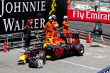 F1 | セットアップはリカルド頼り、移籍後は手探りでクルマを操るフェルスタッペン