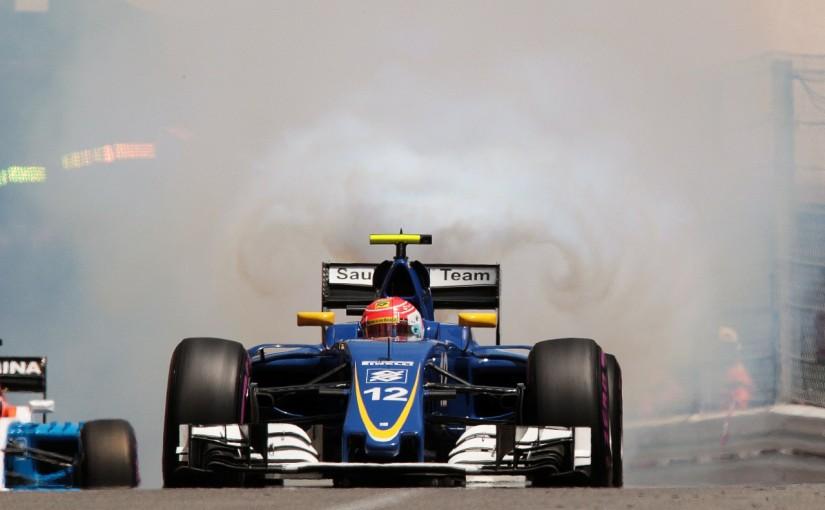 F1 | ナッセ「アウトラップでエンジンが白煙を吹いて壊れた」:ザウバー モナコ土曜