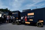 F1 | ピレリ、ついに2019年までのF1供給契約にサイン。来季ワイドタイヤのテストは秋から