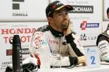 スーパーフォーミュラ | 2位表彰台が……不運に取り憑かれたオリベイラ「悲しい気持もある」