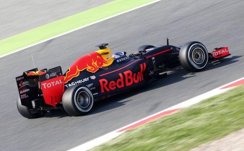 F1 | レッドブルとトロロッソ、ルノーと2017〜2018年のパワーユニット契約を発表