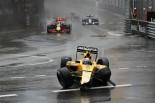 F1 | モナコGPはセーフティカー先導で幕開け、再開後すぐにパーマーがクラッシュ