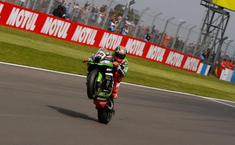MotoGP | SBK第7戦ドニントン決勝レース2、トム・サイクスがホームレースを完全制覇