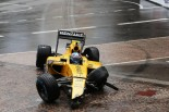 F1 | 新シャシーをクラッシュで失ったパーマー、スパナを握って埋め合わせ