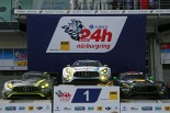 ル・マン/WEC | ニュル24時間:最終周の逆転劇でブラックファルコンの4号車メルセデスがV