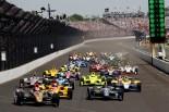 海外レース他 | 【速報】F1から来たルーキー、ロッシが第100回インディ500制覇。歴史に名を刻む