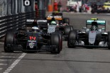 F1 | アロンソ「表彰台が可能かも…一時はそう思った」:マクラーレン・ホンダ モナコ日曜