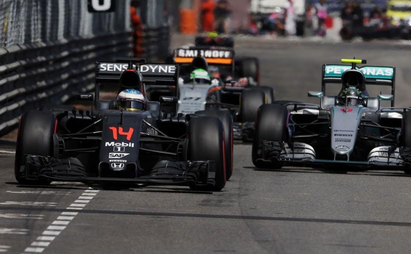 "F1 | アロンソの""卓越したスキル""に高評価:辛口採点の英誌全ドライバー評モナコGP編"