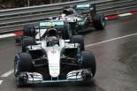 F1 | ロズベルグ「ルイスに譲ることより、自信を感じられないことが辛かった」:メルセデス モナコ日曜