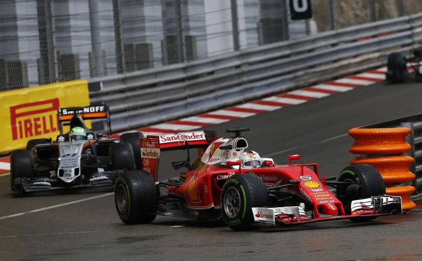 F1 | ベッテル「表彰台に上がれなかったことを謝りたい」:フェラーリ モナコ日曜
