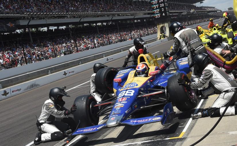 海外レース他   【順位結果】インディカー第6戦第100回インディ500/決勝レース結果