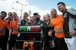 F1 | ペレス「タイヤ戦略が奏功し感激のモナコ表彰台」:Fインディア 日曜