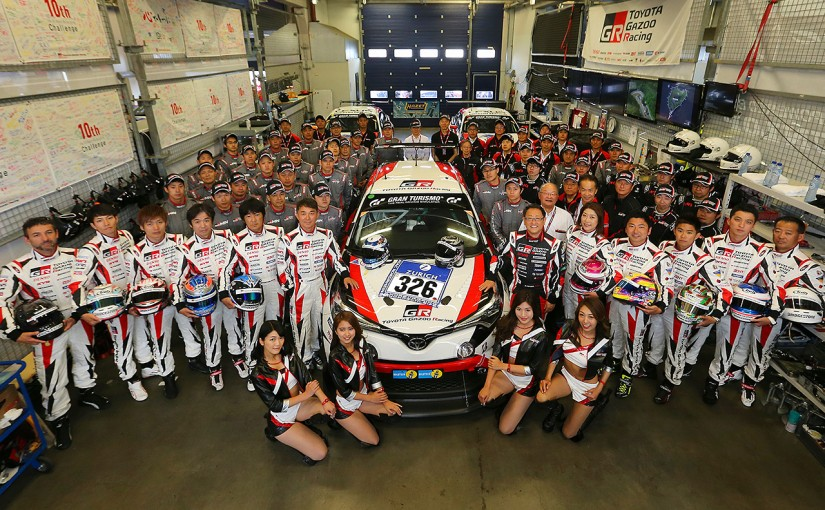 ル・マン/WEC | TOYOTA GAZOO Racing、3台中2台が完走。10年目の挑戦を終える