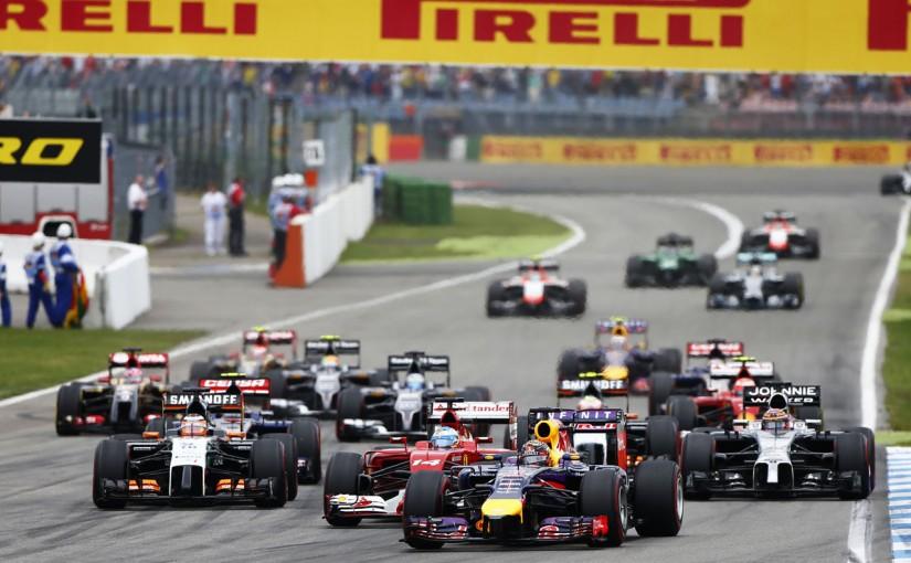 F1 | 2年ぶりのドイツGP、タイヤ選択が発表