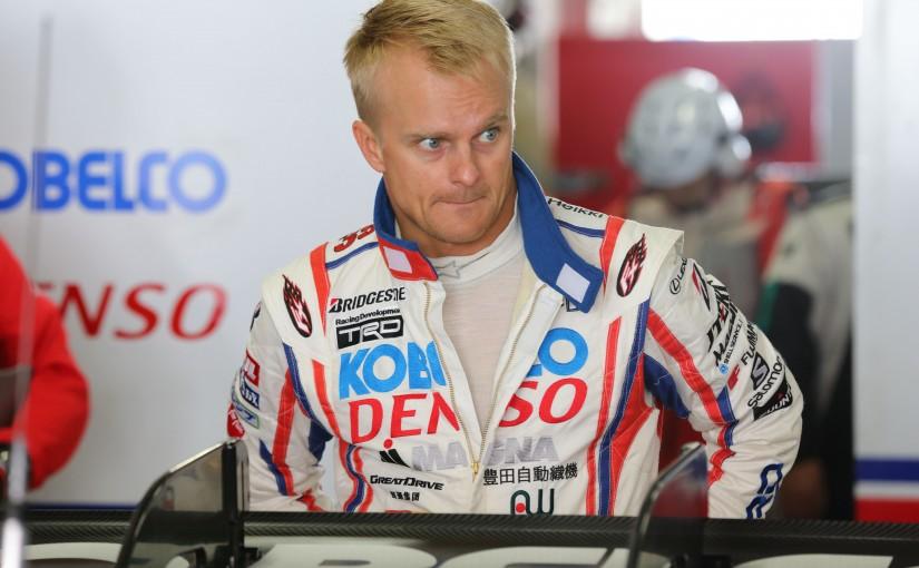 スーパーGT | コバライネンに芽生えたエースの自覚「日本滞在もラリー参戦も、GTで勝つため」