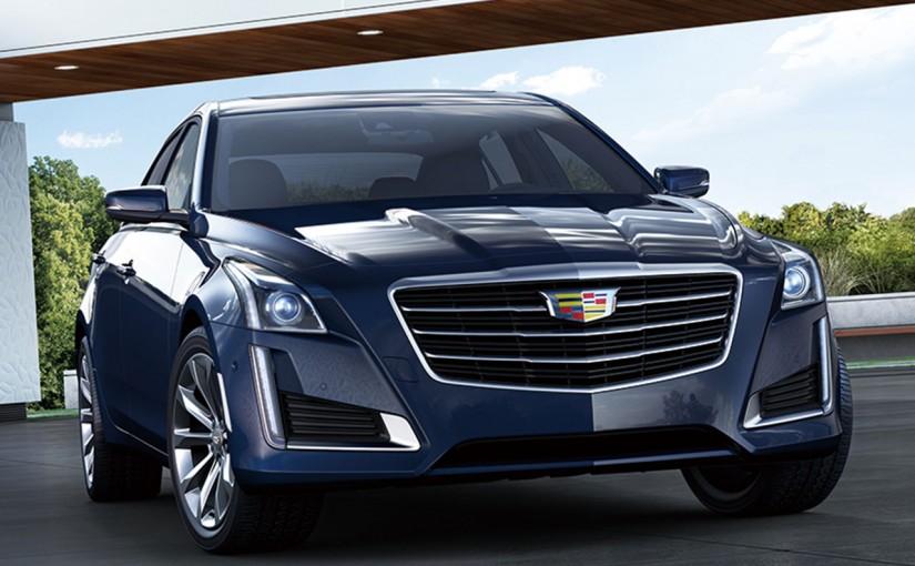 クルマ   各5台限定のキャデラックATS/CTS特別仕様車、6月4日発売