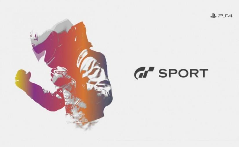 インフォメーション | 6月4日『グランツーリスモSPORT』日本国内向け発表会を生中継