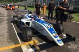海外レース他   佐藤万璃音、イタリアFIA-F4第3戦イモラは全レース赤旗終了で9位入賞も幻に